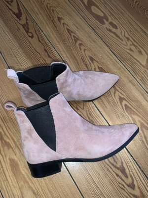 Acne style Boots rosa