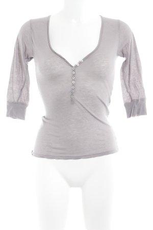 Acne Sweatshirt blasslila Casual-Look