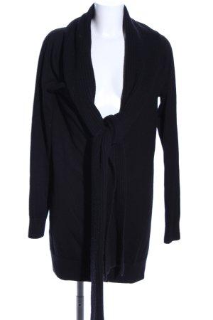Acne Veste en laine noir style décontracté
