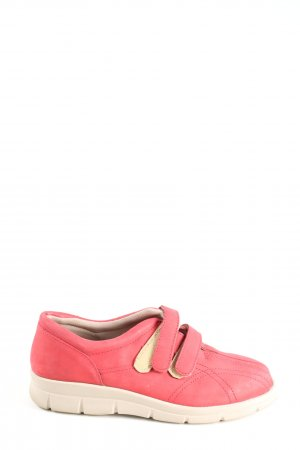 Aco Slip-on Shoes pink casual look