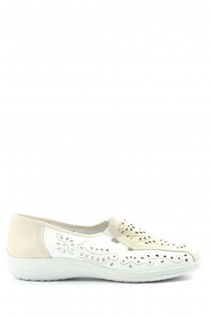Aco Slip-on Shoes natural white-white casual look