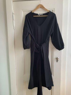 Acoté Sukienka midi czarny