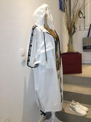 Acqua&Limone Manteau de pluie blanc-noir