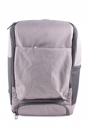 Action Expresses Priorities Notebookrucksack hellgrau meliert Casual-Look