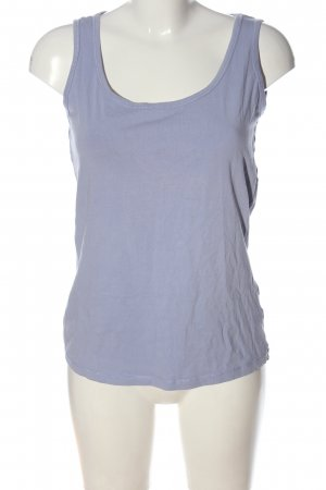 active by Tchibo Basic Top blue casual look