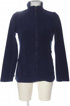 active by Tchibo Giacca in pile blu stile casual