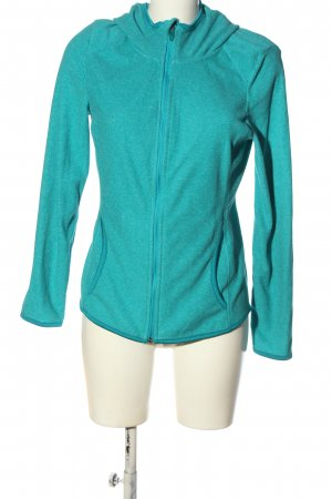 active by Tchibo Fleece Jackets turquoise casual look