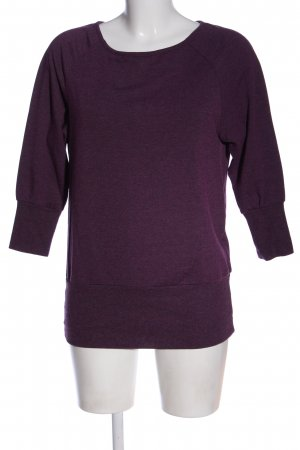 active by Tchibo Crewneck Sweater lilac casual look