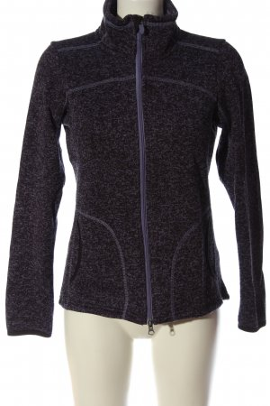 active by Tchibo Cardigan lilac flecked casual look