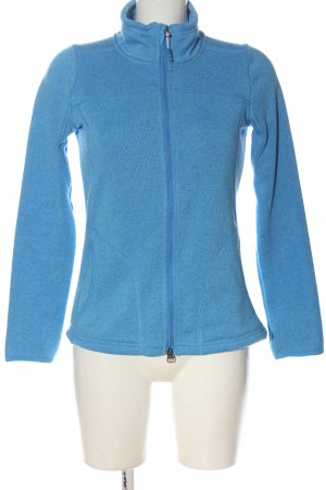 active by Tchibo Cardigan blue flecked casual look