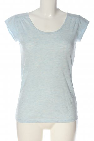 active by Tchibo T-Shirt blue flecked casual look