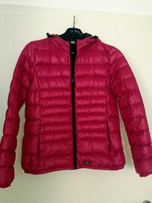 active Quilted Jacket magenta