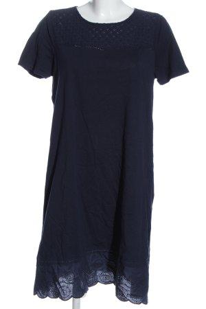 active ESSENTIALS by TCHIBO Sukienka z krótkim rękawem niebieski