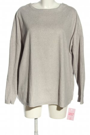 active ESSENTIALS by TCHIBO Jersey largo gris claro moteado look casual