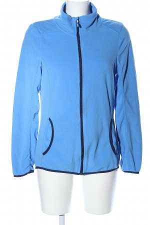 active Fleecejacke blau Casual-Look