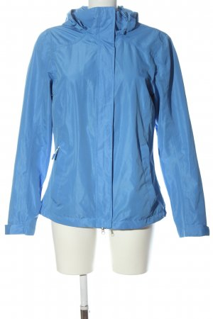 active Sportjack blauw casual uitstraling