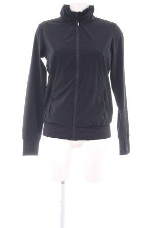 active Sports Jacket black casual look