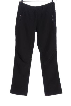 active Jersey Pants black casual look