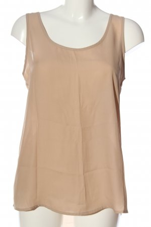 Active USA Blusa sin mangas nude look casual