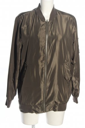 Active USA Bomber Jacket brown casual look