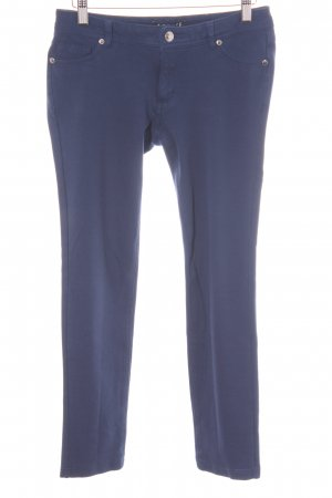 Active USA Stretch broek donkerblauw casual uitstraling