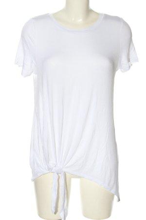 Active USA Camiseta blanco look casual