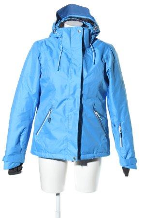 active Winter Jacket blue casual look