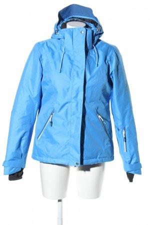 active Winterjacke blau Casual-Look