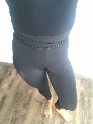 Activewear wie NEU Leggings Gr. XS von Reebok schwarz