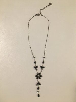 Aczessorize Modische Halskette schwarz wie neu