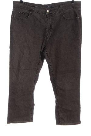 Adagio 7/8-jeans lichtgrijs casual uitstraling