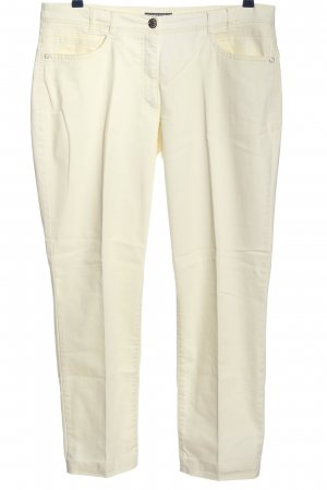 Adagio Baggy Pants creme Casual-Look