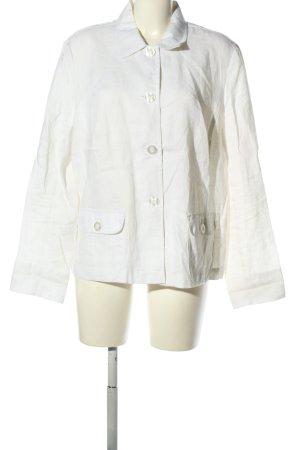 Adagio Veste chemisier blanc style d'affaires