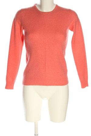 Adagio Kaszmirowy sweter różowy W stylu casual