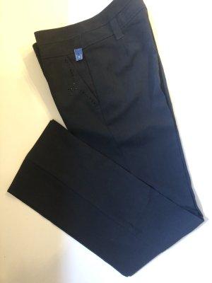 Adagio Pleated Trousers black
