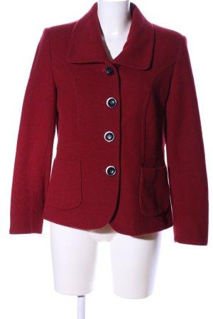 Adagio Fleece Jackets red casual look