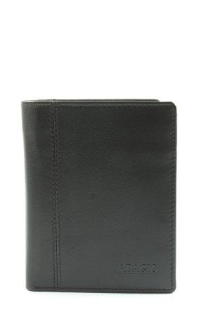 Adagio Wallet black casual look