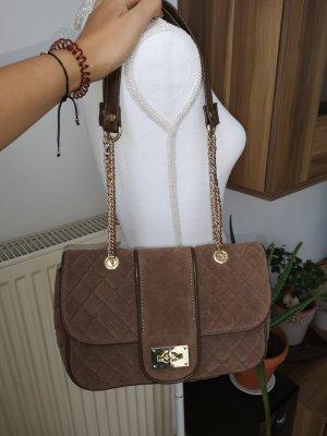 Adagio Canvas Bag bronze-colored