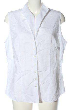 Adagio Camicia blusa bianco stile casual