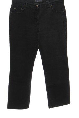 Adagio 7/8 Length Jeans black elegant