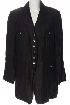 Adagio Short Blazer black casual look