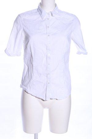 Adagio Short Sleeved Blouse white business style