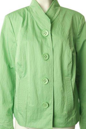 Adagio Chaqueta corta verde pradera look Street-Style