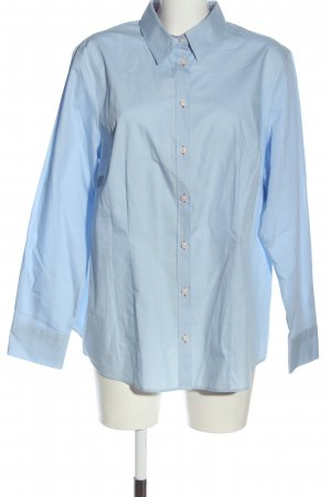 Adagio Long Sleeve Shirt blue business style