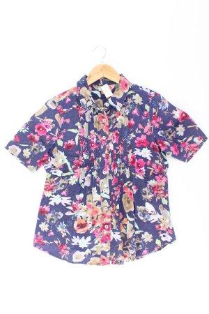 Adagio Linen Blouse multicolored linen