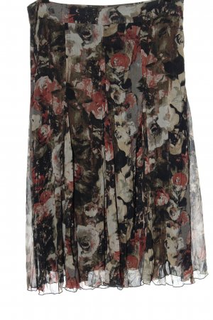 Adagio Midi Skirt allover print casual look