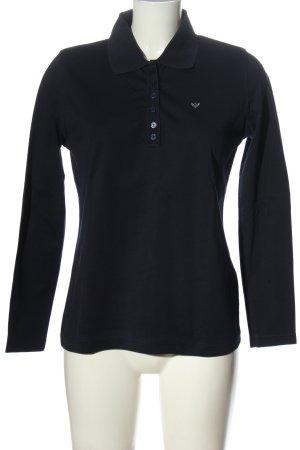 Adagio Polo Shirt blue casual look