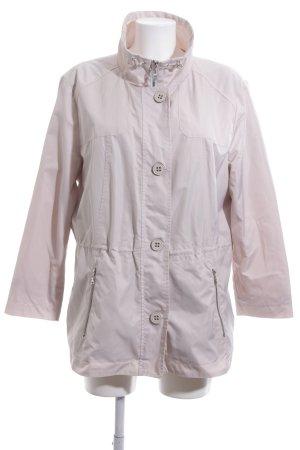 Adagio Raincoat pink casual look