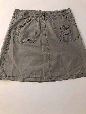 Adagio Minifalda gris verdoso