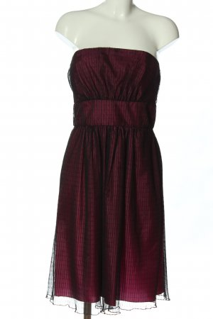 Adagio Off the shoulder jurk roze volledige print elegant